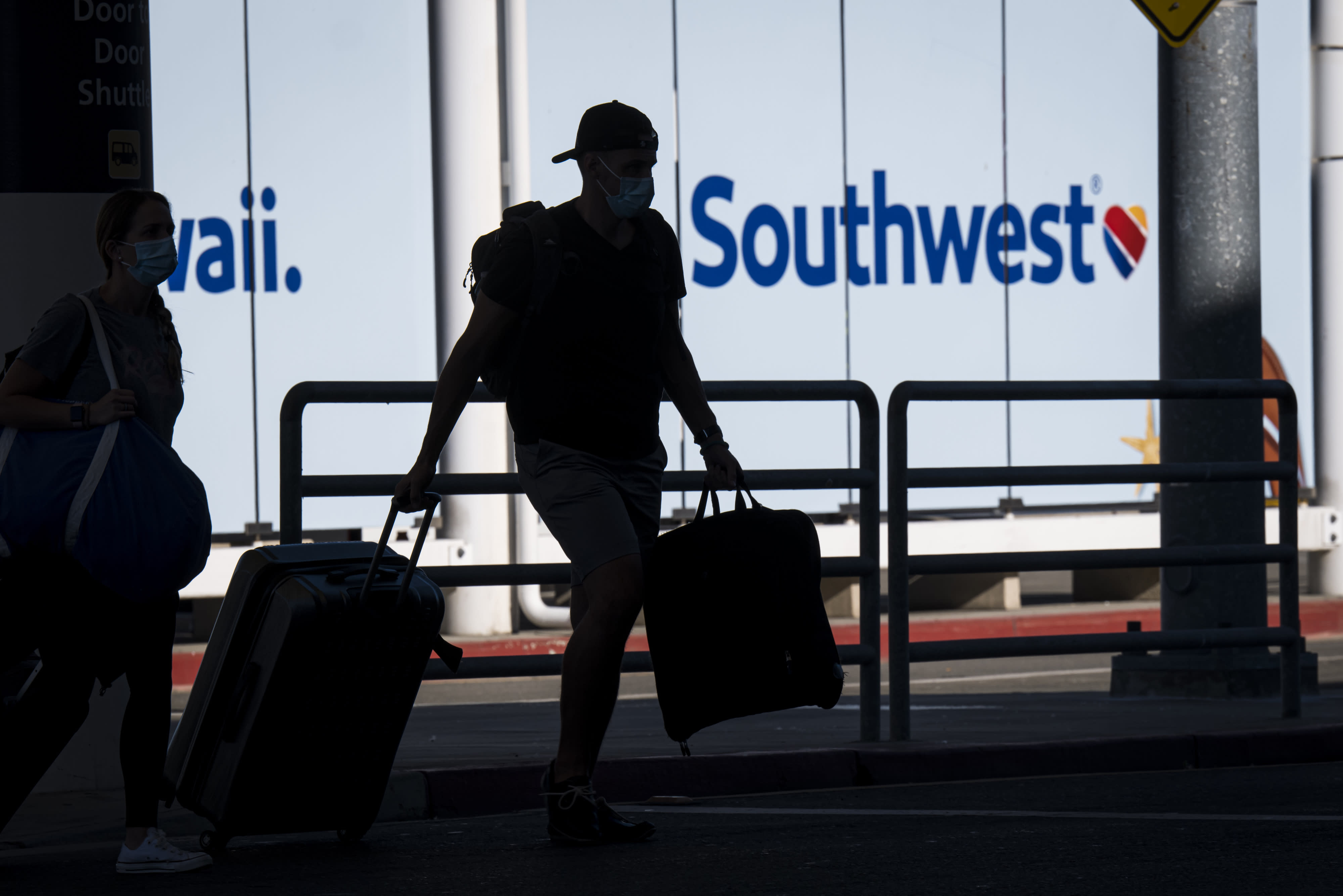 Southwest Airlines warns more than 1,000 pilots, flight attendants could be furloughed