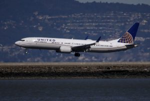 United Airlines getting first 737 Max from Boeing since 20-month grounding