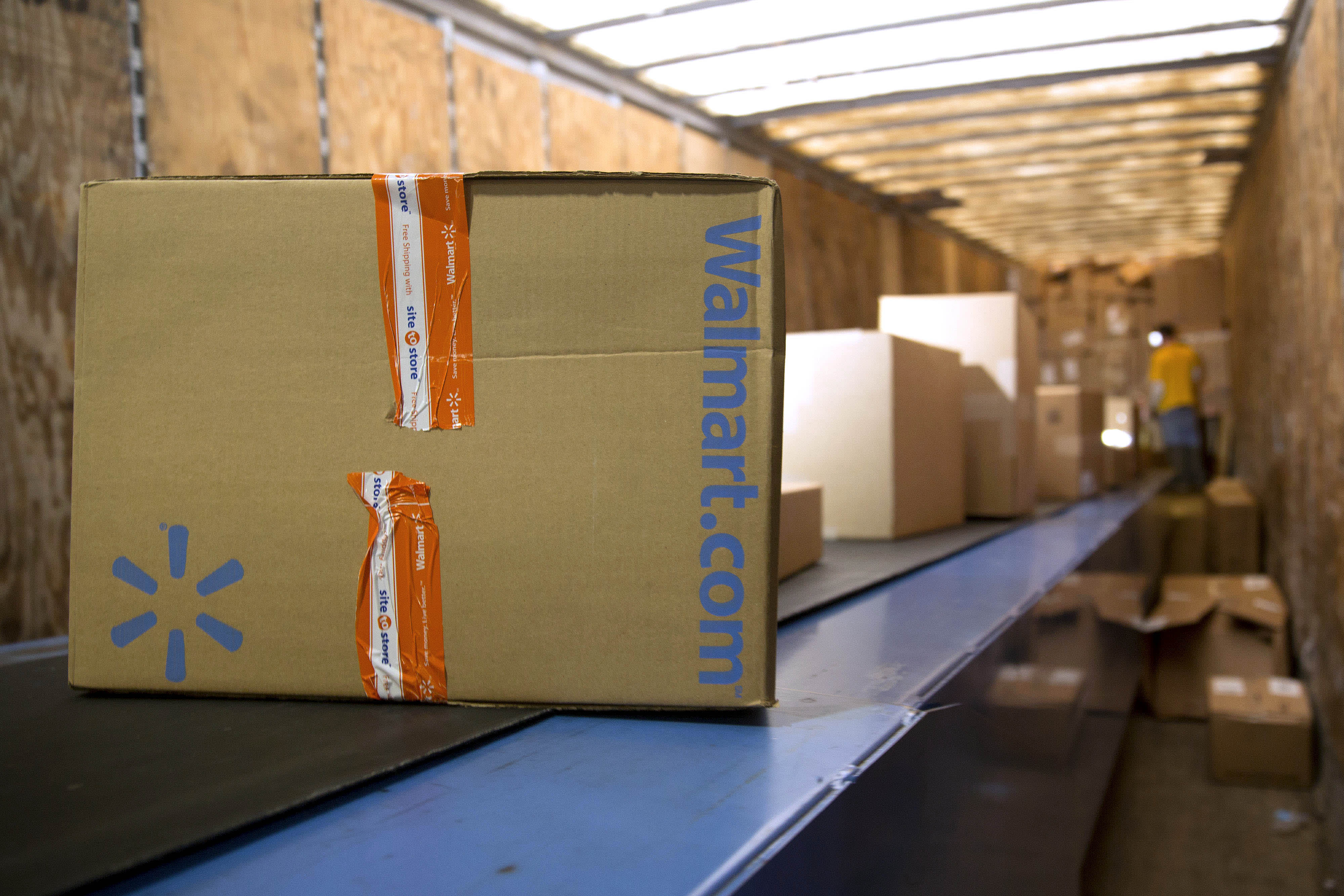 Walmart+ members to get free online shipping without a minimum