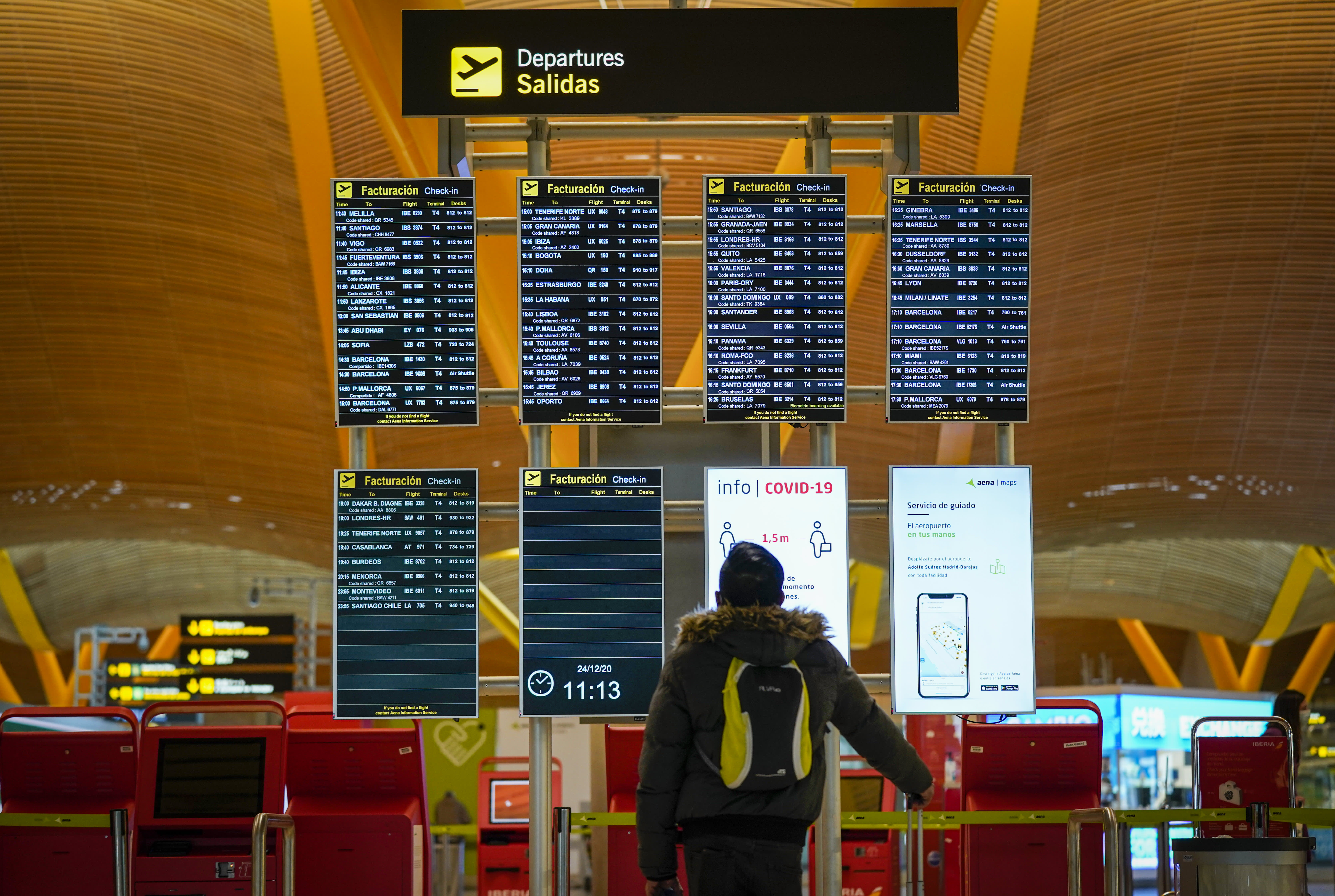 21 years of airline passenger traffic growth erased in 2020: travel report