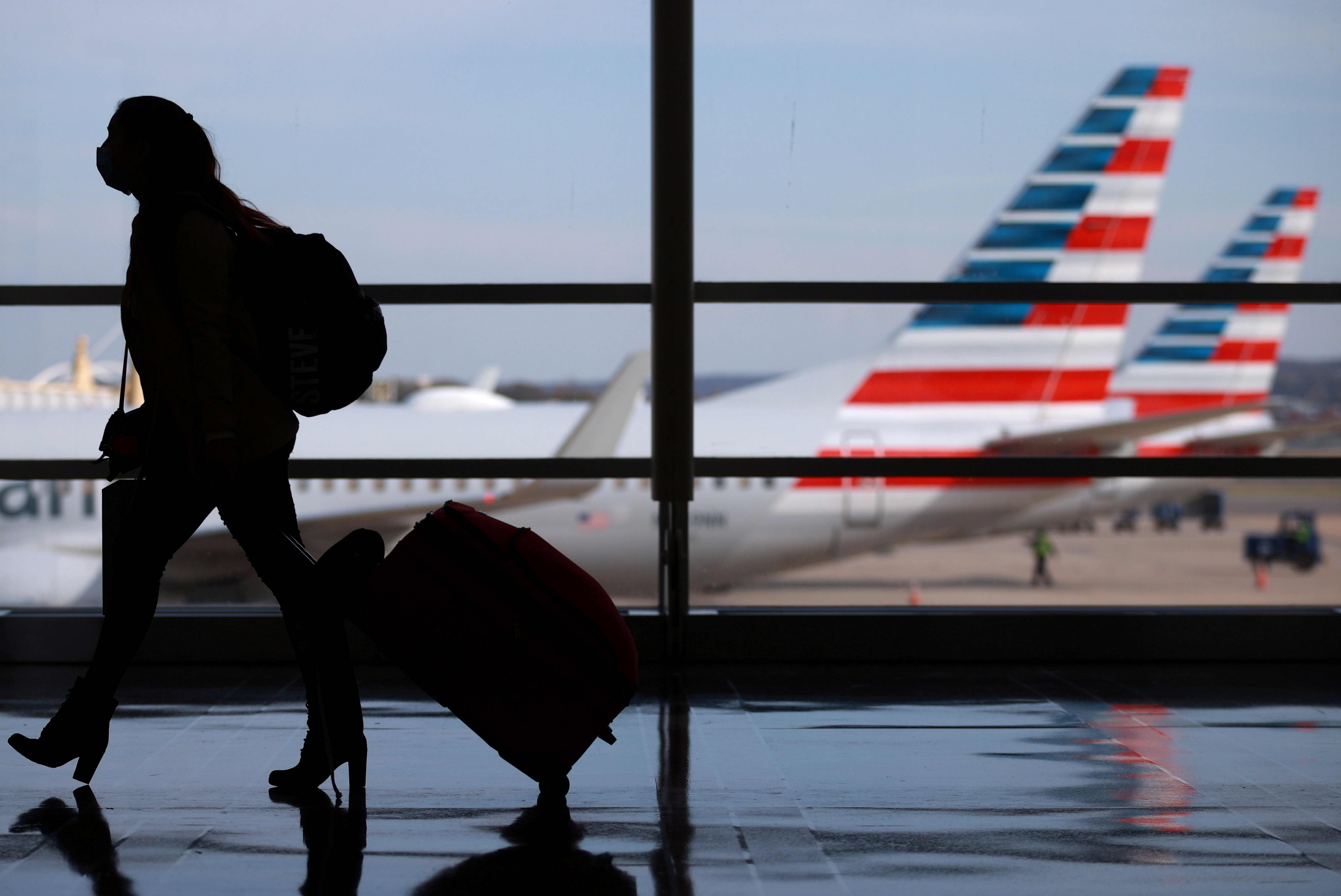 Airlines, airports beef up DC security