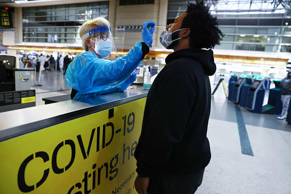 More cases of new Covid variant found in the U.S., threatening to worsen nation's outbreak