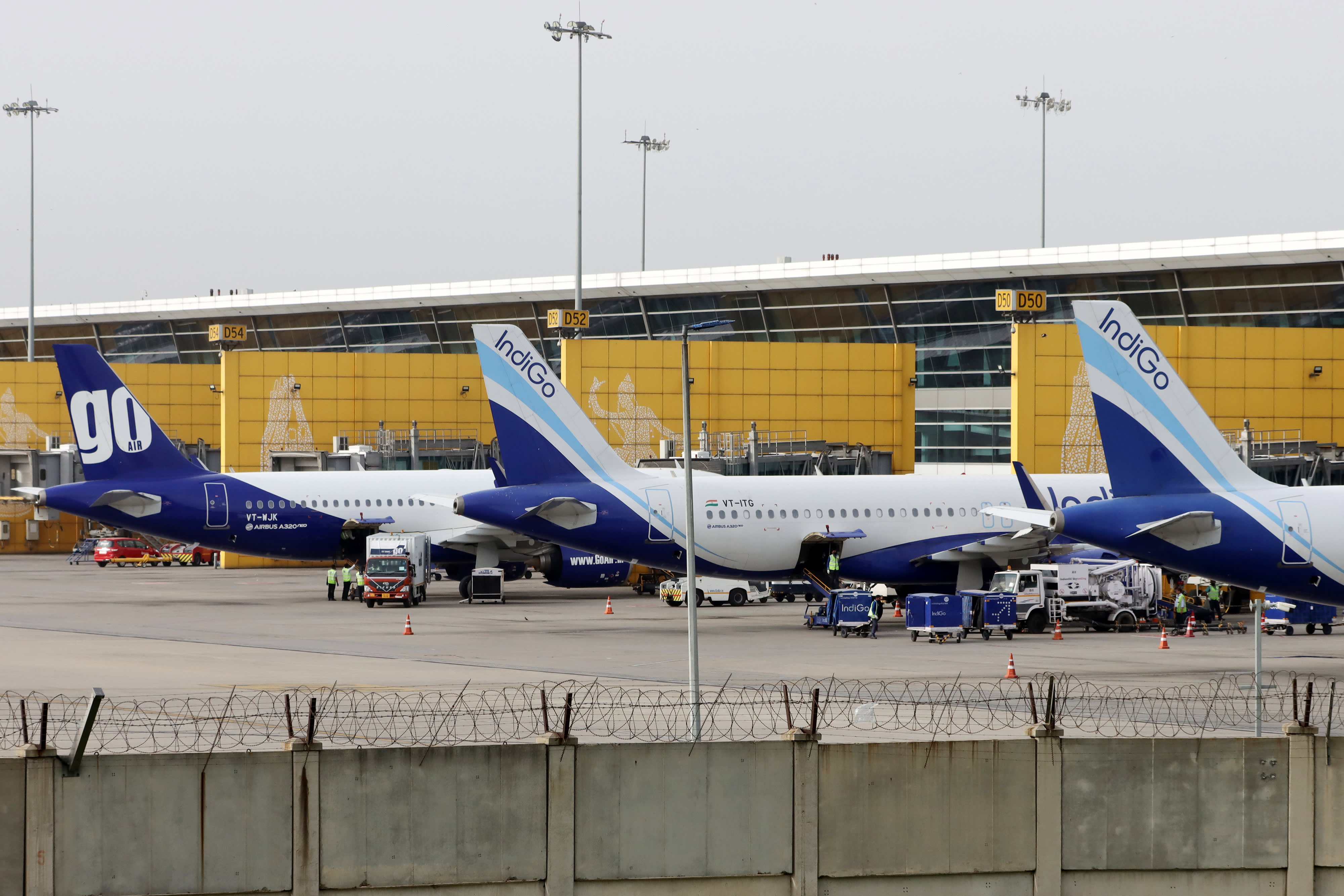 Indian airline IndiGo expects to reach pre-Covid capacity by end-2021