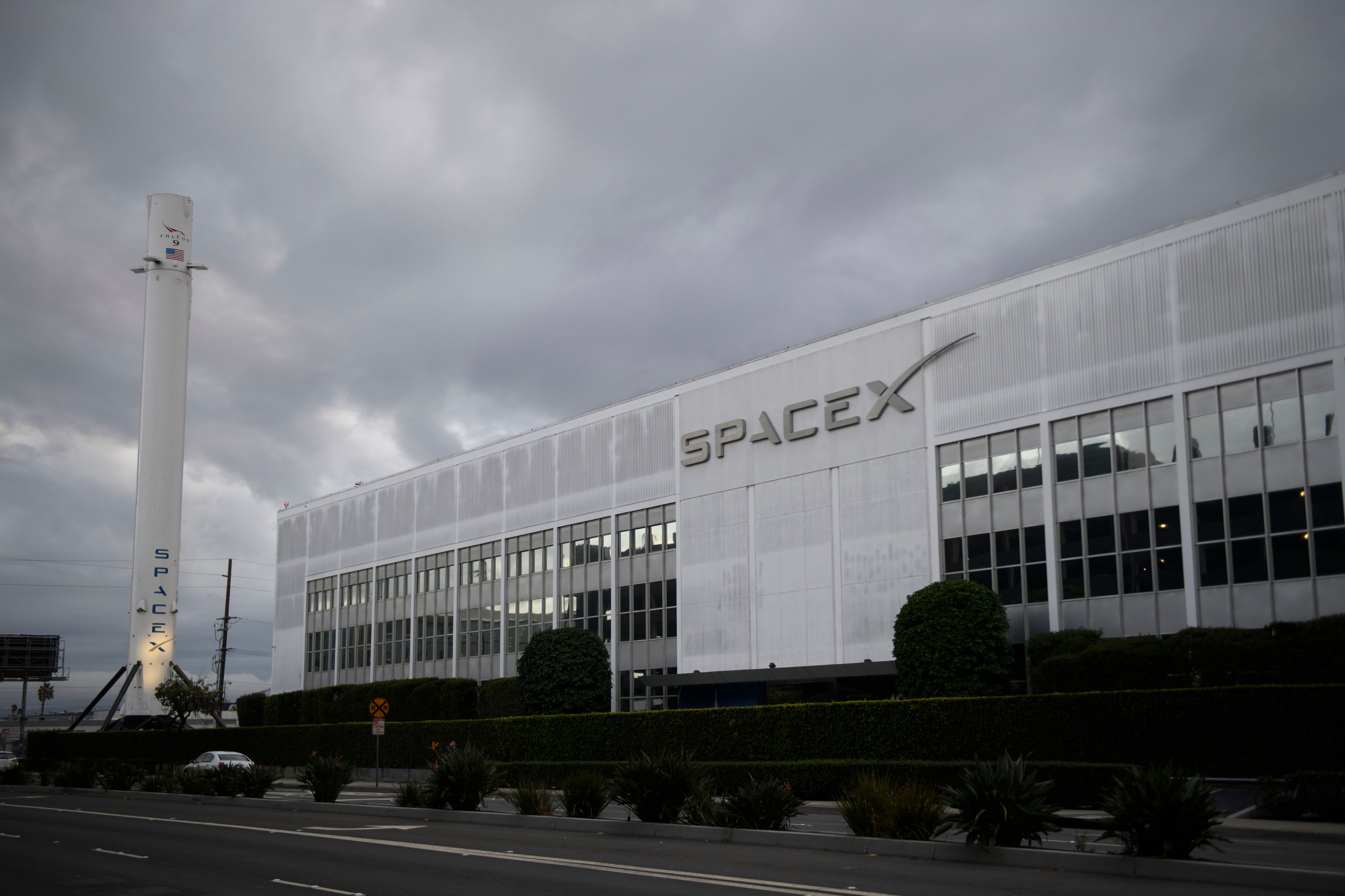 SpaceX subpoena battle with the DOJ set for March court hearing