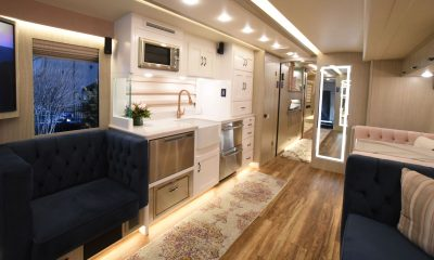 Want to travel like a rock star? One celebrity RV company's Covid pivot lets you do just that
