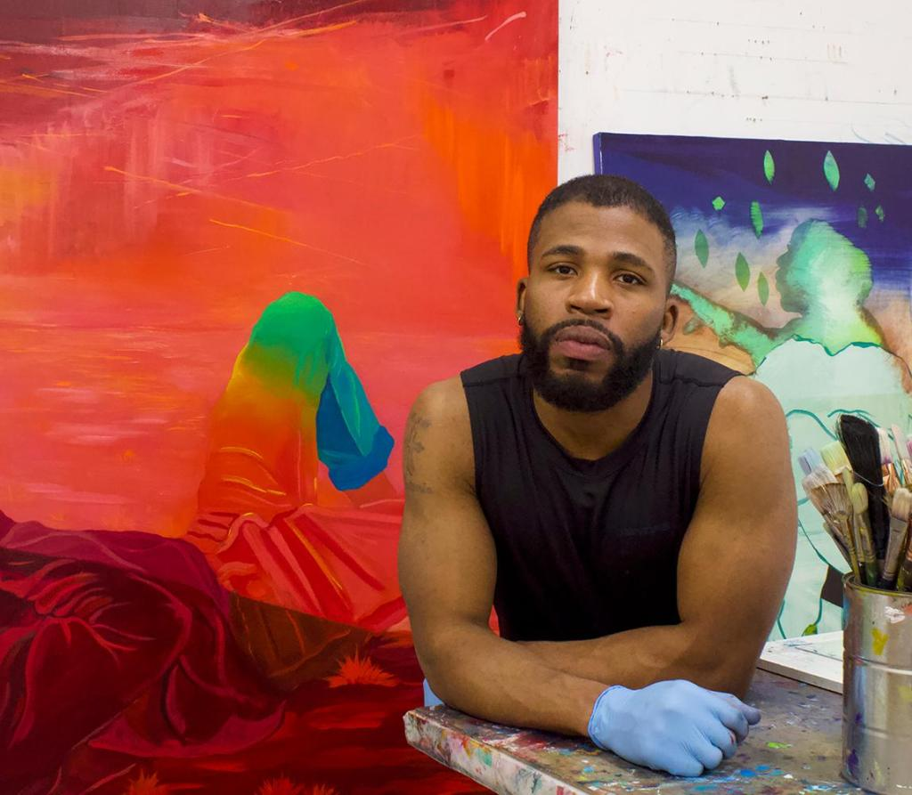 ARTnews in Brief: Roberts Projects Now Represents Dominic Chambers—and More from March 29, 2021
