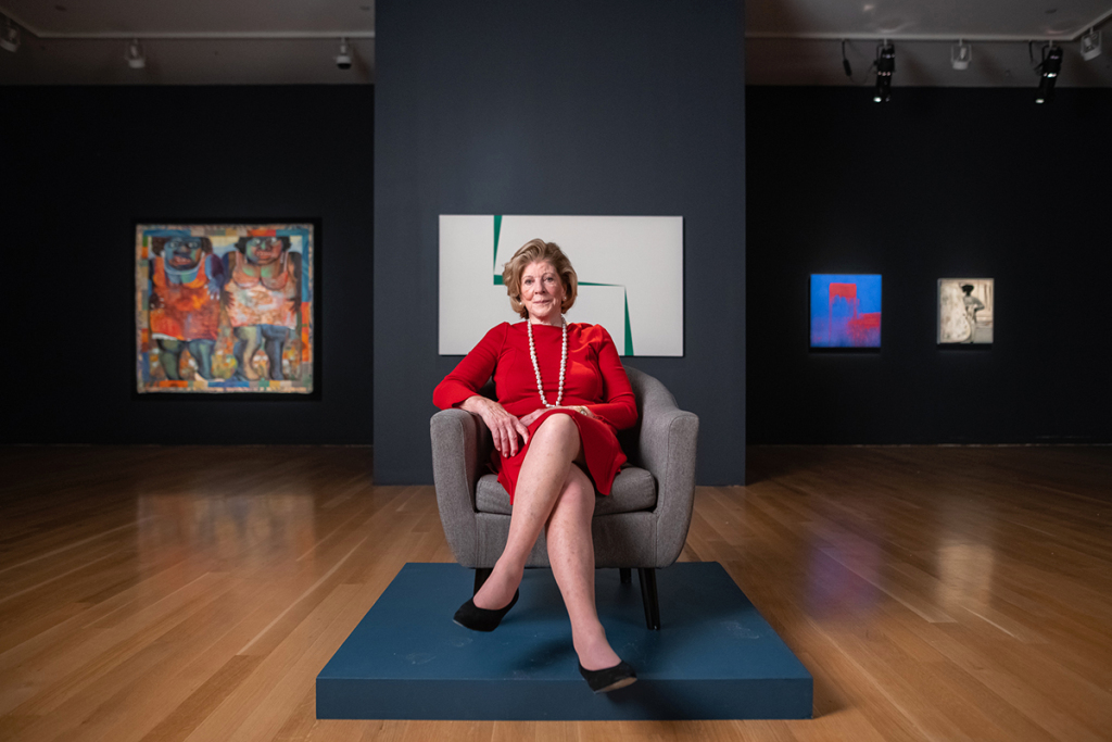Agnes Gund, Patron and Advocate for Underknown Artists: 'We've Caught Up With Aggie to Some Degree'