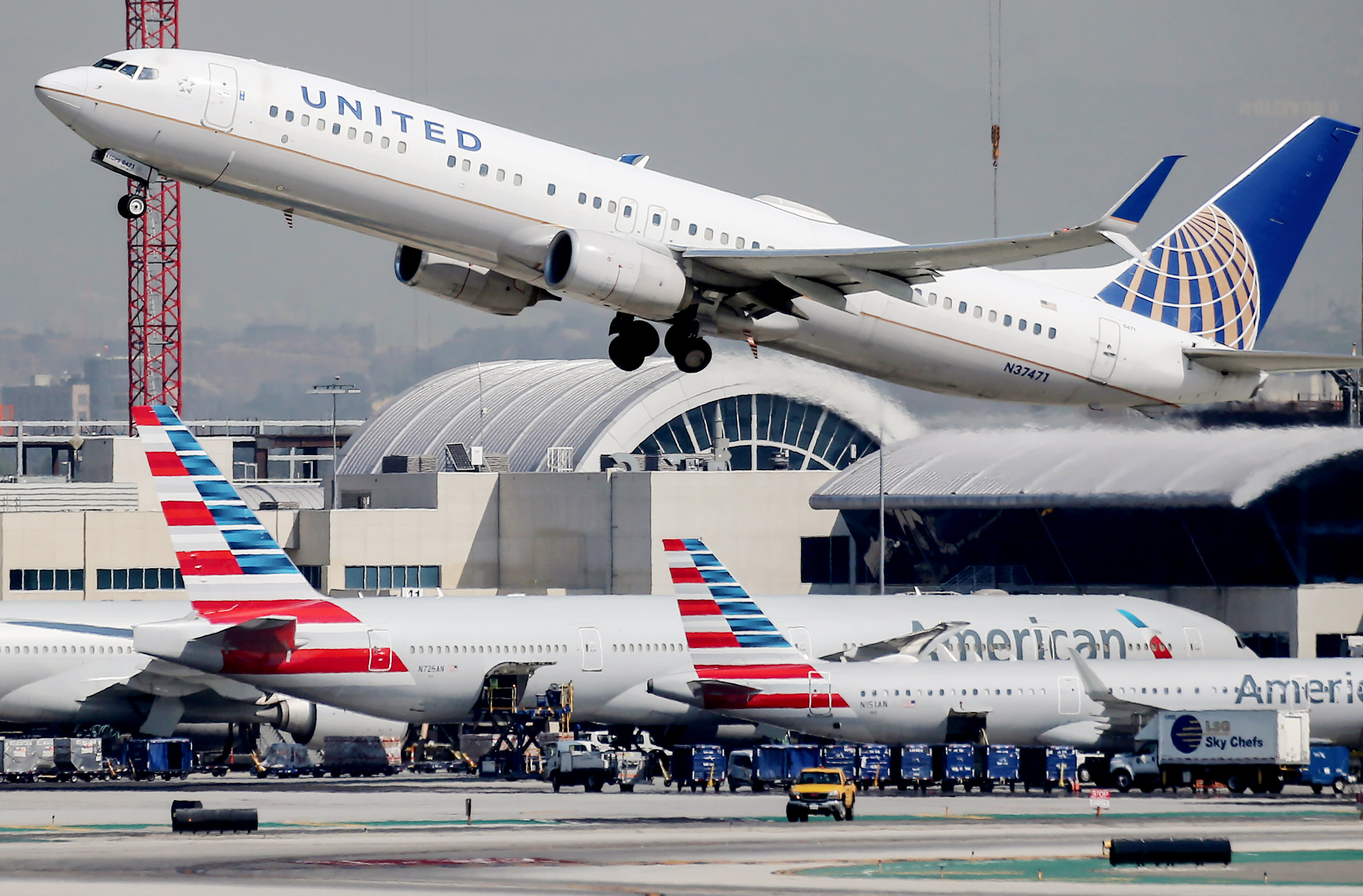 Air travel is picking up as TSA records highest passenger screenings in nearly a year