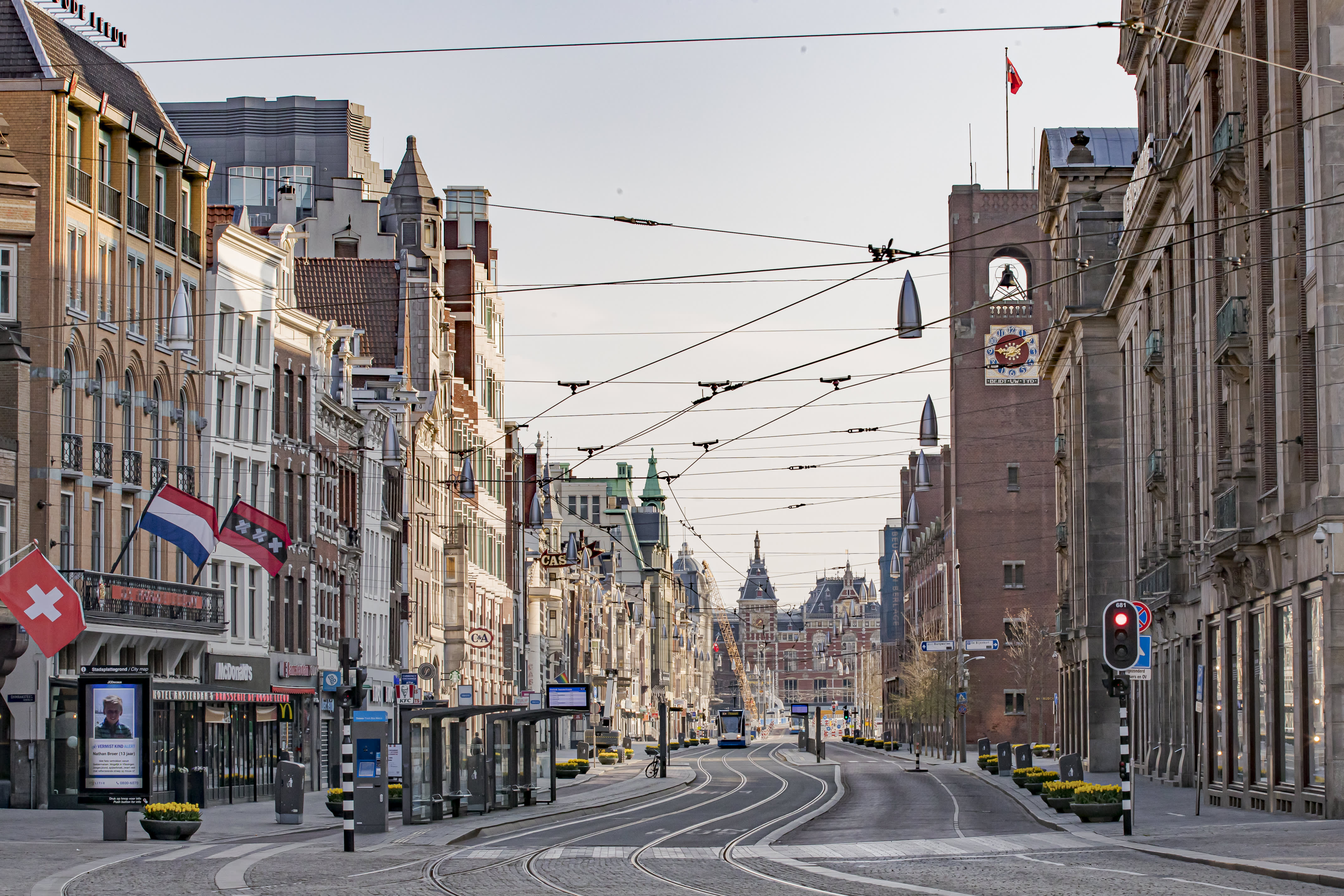 Amsterdam bet its post-Covid recovery on 'doughnut' economics — more cities are now following suit