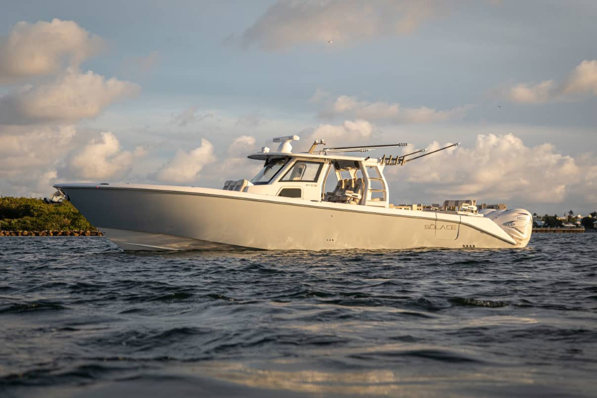 Boat shows are back and drawing big crowds amid robust demand