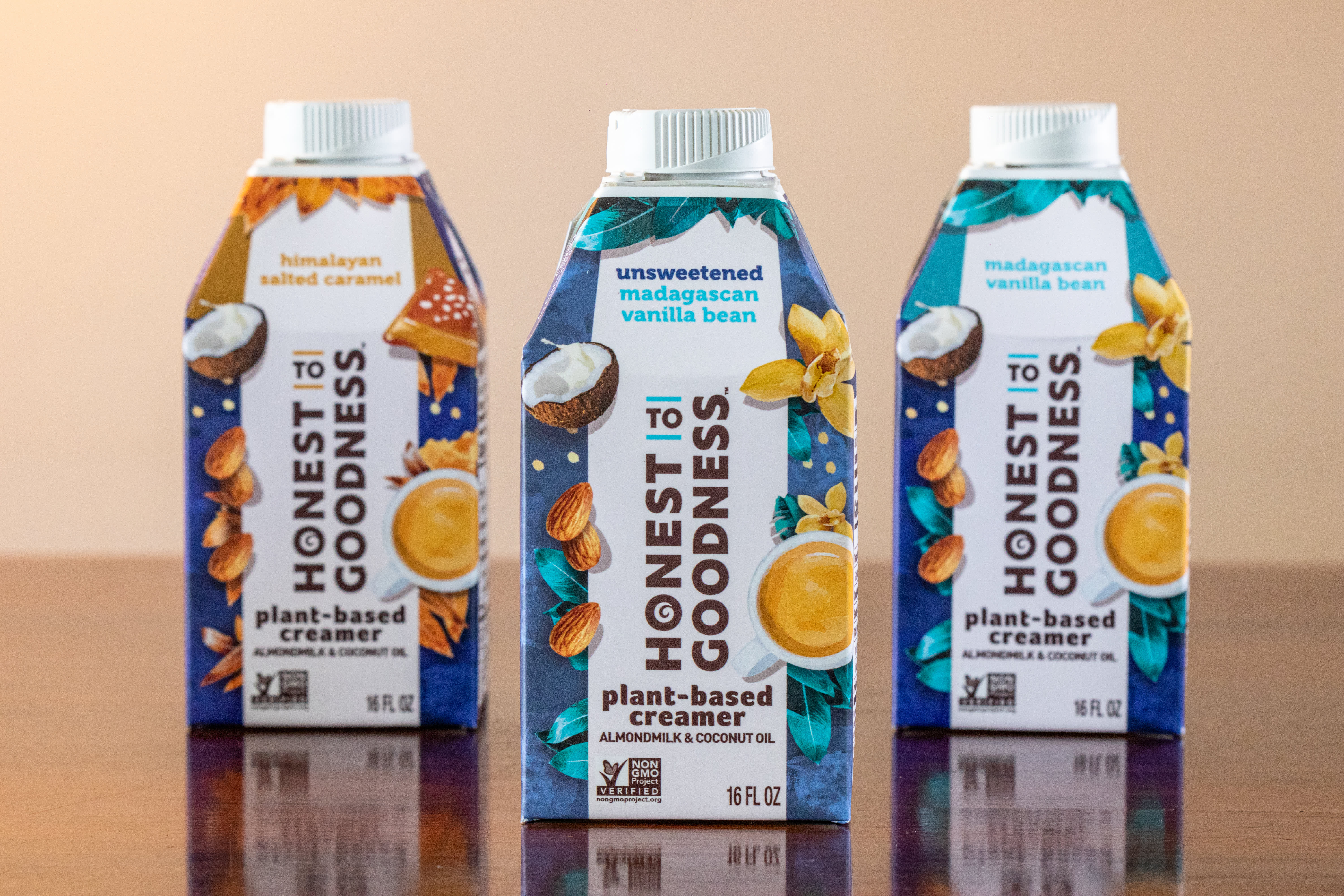 Danone looks to grab more coffee creamer sales with launch of plant-based Honest to Goodness brand