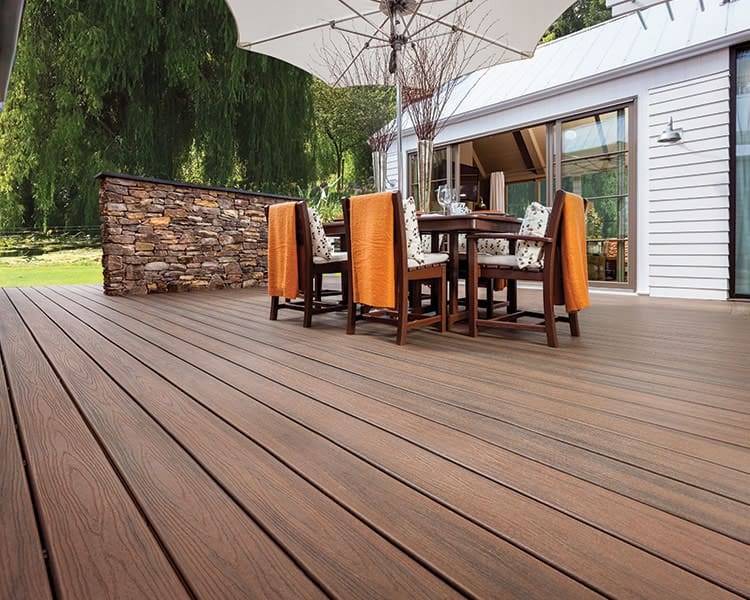 Demand for composite decking is rising thanks to a DIY boon, Trex CEO says