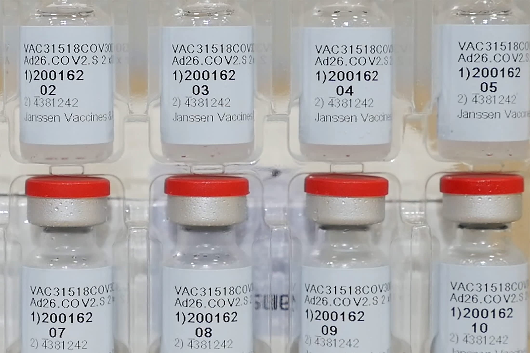 Detroit mayor rejects initial J&J vaccine shipment, saying Pfizer and Moderna are 'the best'