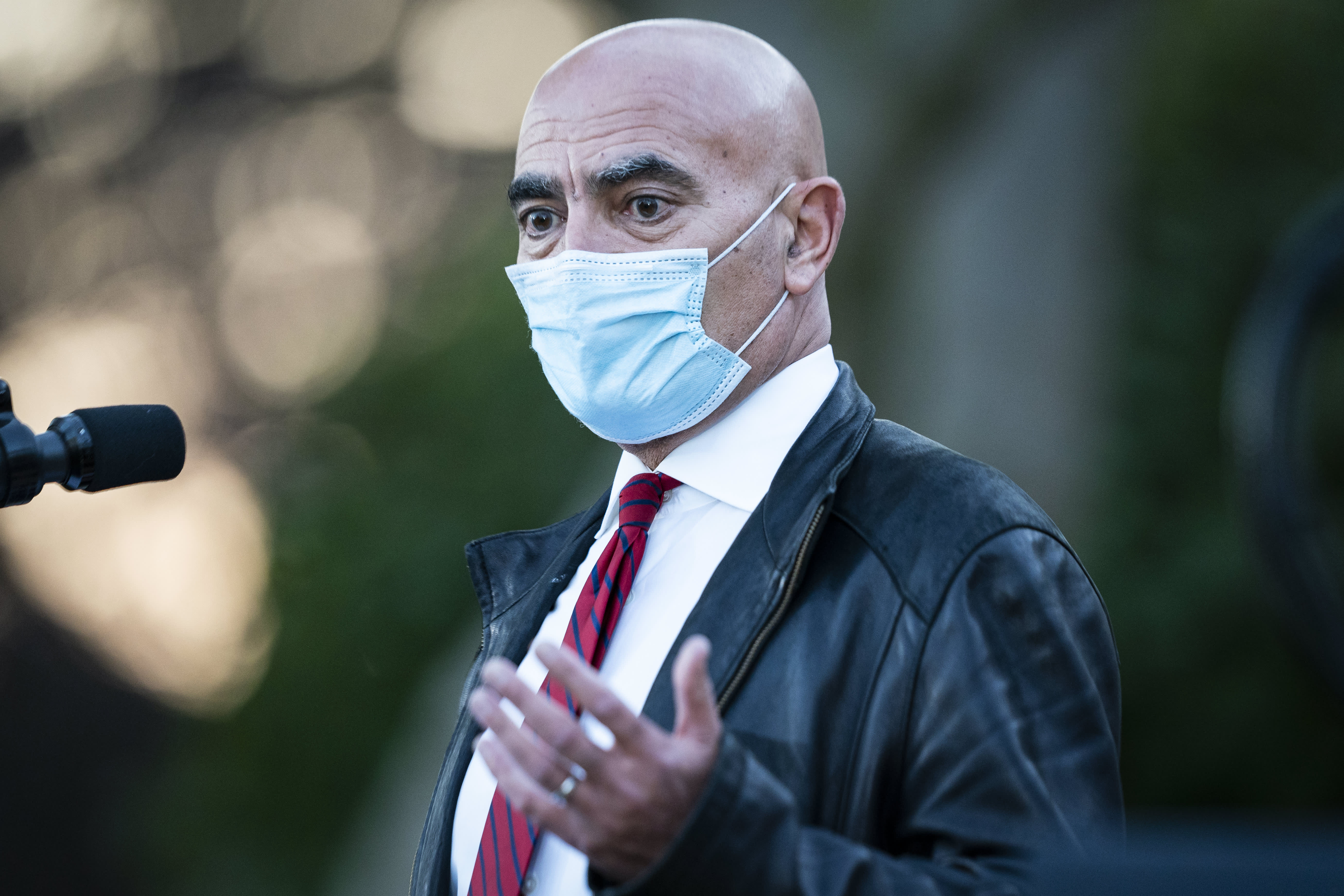GSK fires ex-Operation Warp Speed chief Moncef Slaoui over 'substantiated' sexual harassment claims