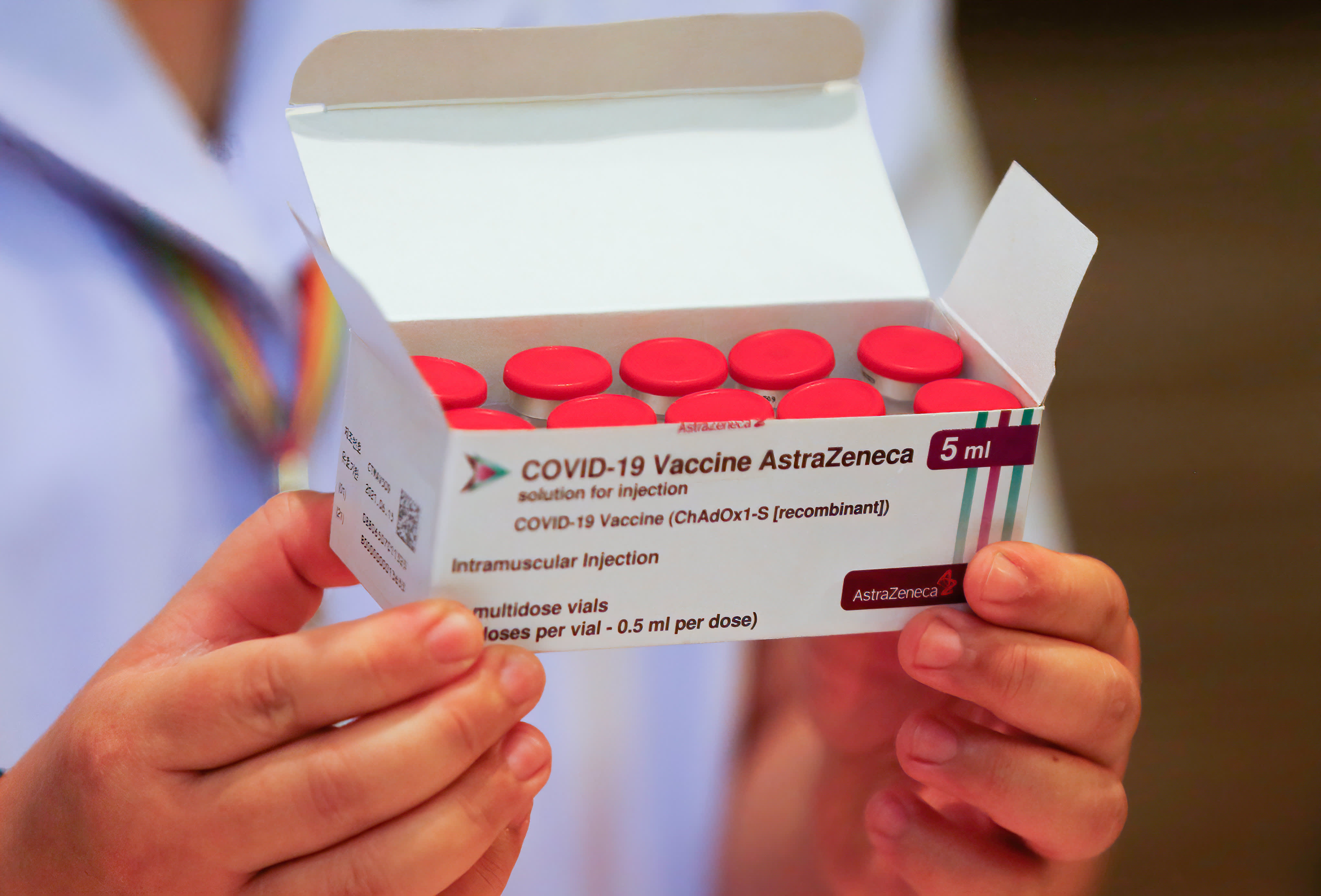 Germany, France, Spain and Italy become latest countries to suspend AstraZeneca vaccine over blood clot fears