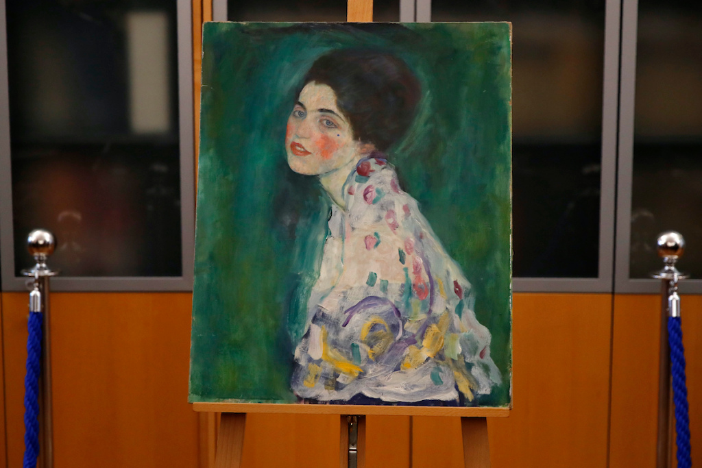 Italian Prosecutors to Drop Charges in Stolen Klimt Painting Investigation