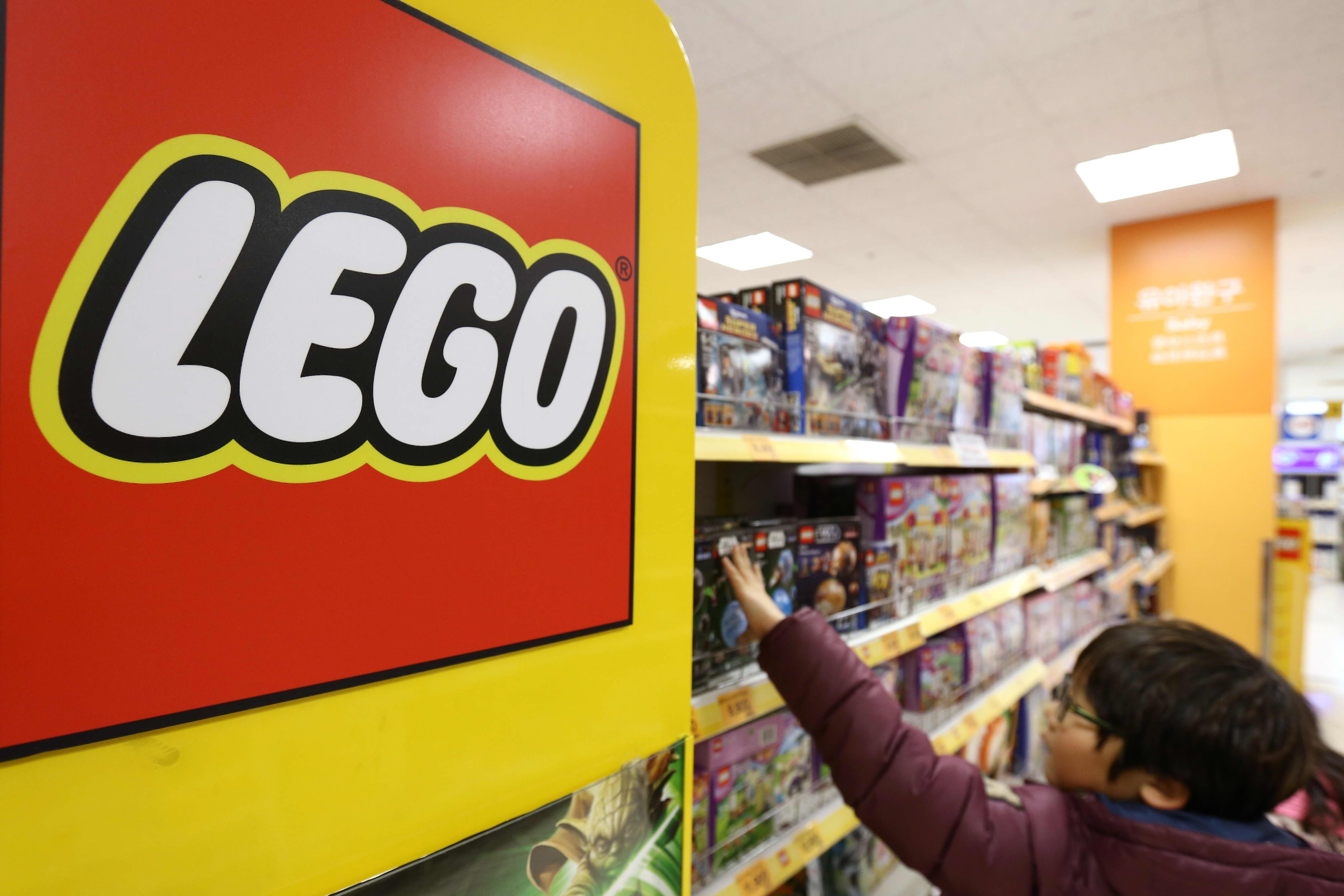 Lego sales soared in 2020, but don't just credit stay-at-home trends, it's gaining fans in China
