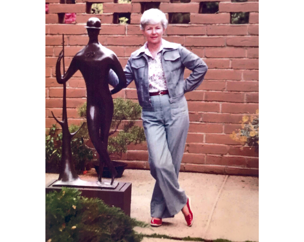 Mary Margaret 'Moo' Anderson, Cultivator of Bay Area Art Scene: 'To Enjoy Art, You Have to Share It'