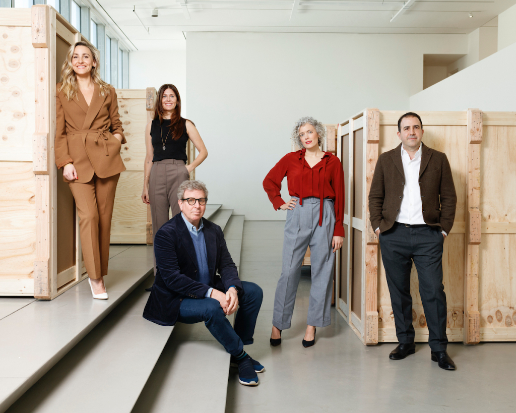 Pace Gallery Restructures Leadership Following Investigation Into Work Culture