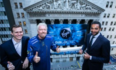 Virgin Galactic drops 18% on Friday after Chamath Palihapitiya dumps his $213 million personal stake