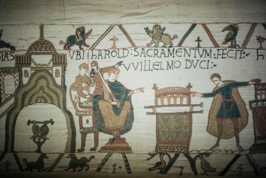 Bayeux Tapestry Condition Report Puts Historic U.K. Loan in Jeopardy