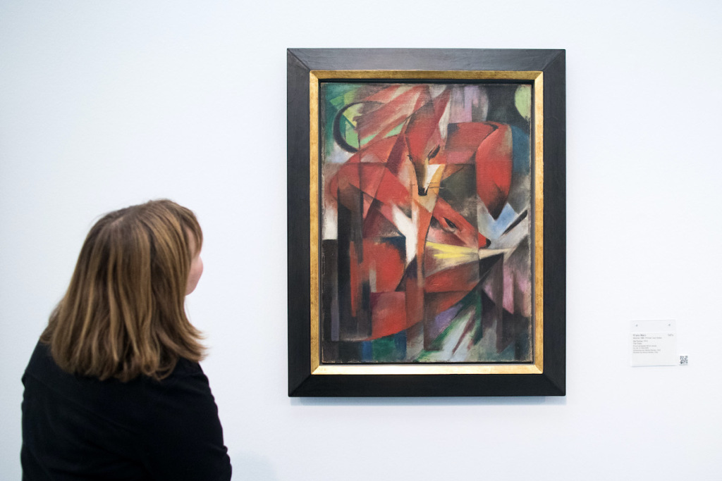 Düsseldorf Committee Votes to Return Franz Marc Painting to Former Owner's Heirs