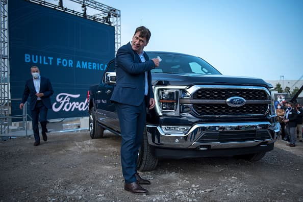 Ford expects to lose half of Q2 production amid chip shortage, Japan supplier fire