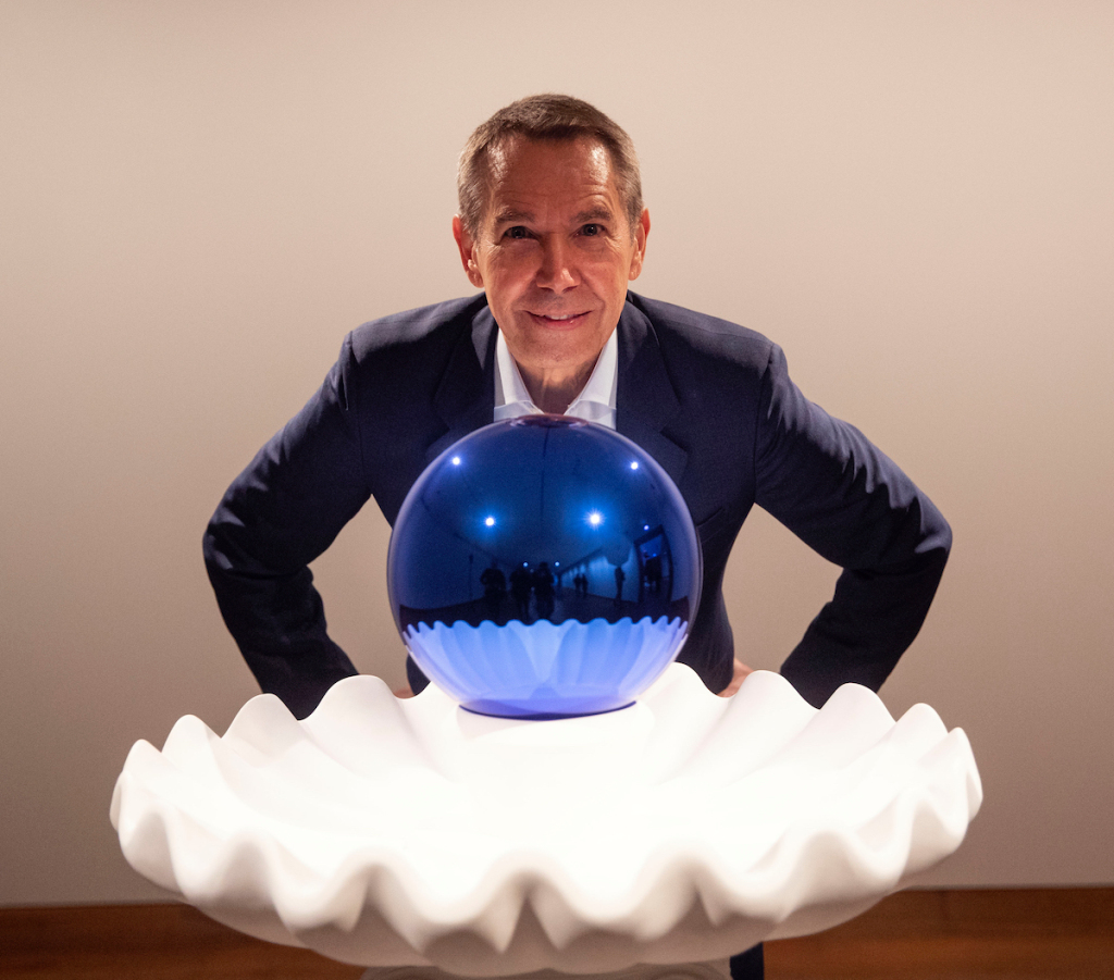 Jeff Koons Departs Gagosian, David Zwirner for Pace Gallery