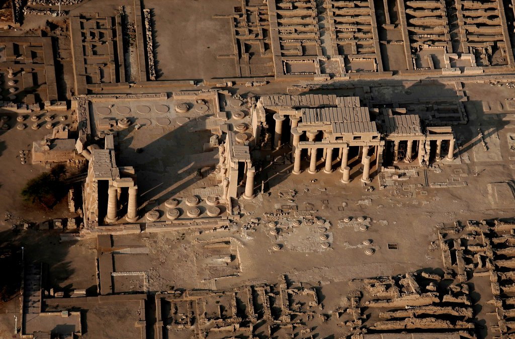 'Lost Golden City of Luxor' Found, Tracey Emin Is Cancer-Free, and More: Morning Links from April 9, 2021