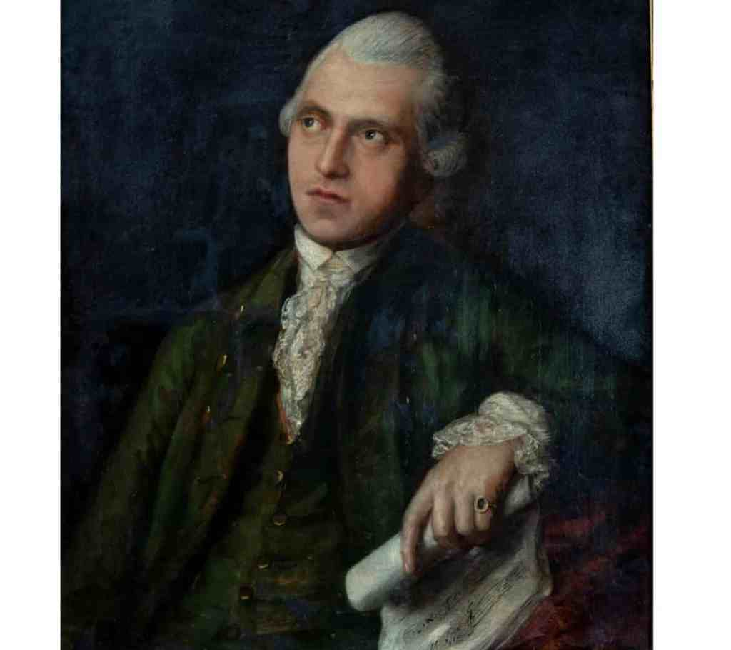 Previously Unknown Portrait by Thomas Gainsborough Comes to Light