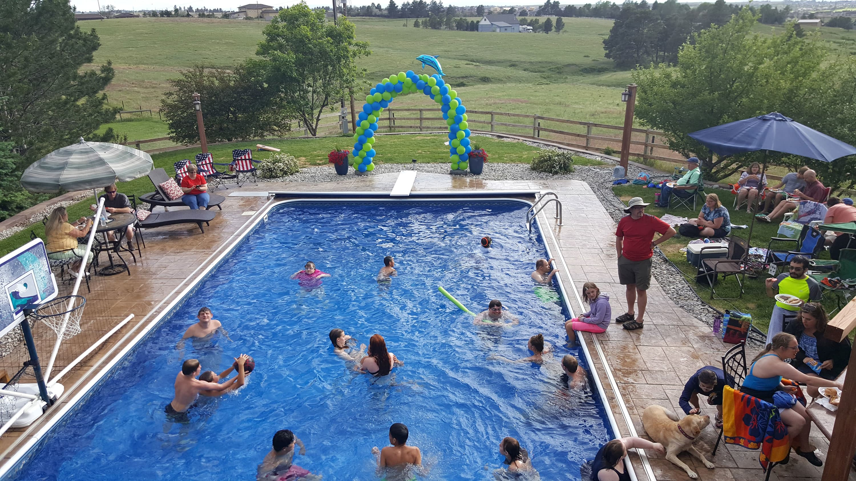 Rent out your pool and swim in profits? Check your insurance before diving in