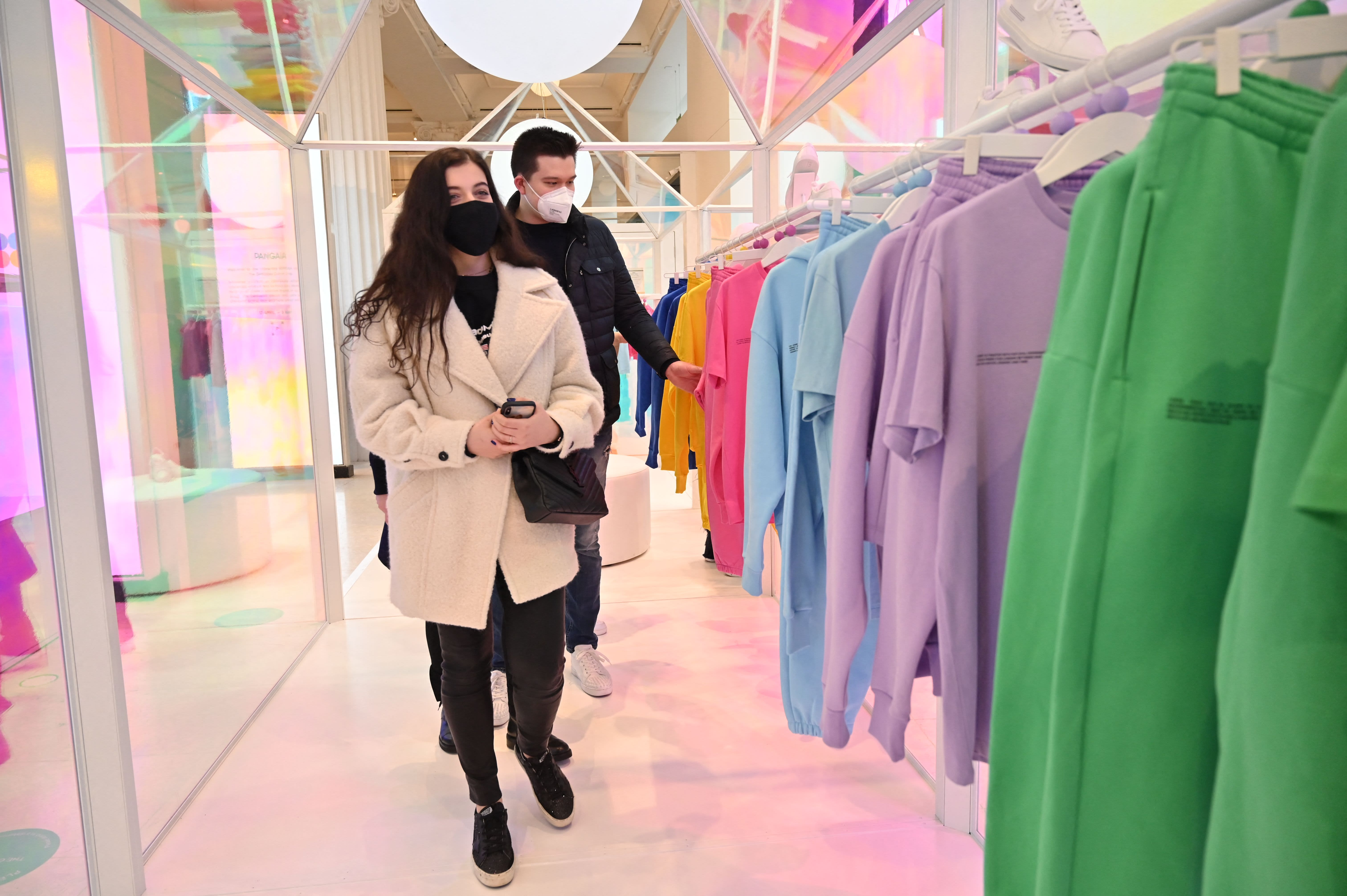 Retailers look to innovate and tempt customers back to physical stores