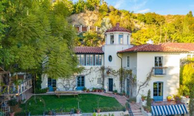The Art Inside Aaron and Sam Taylor-Johnson's $7.5 M. Historic Hollywood Hills Home