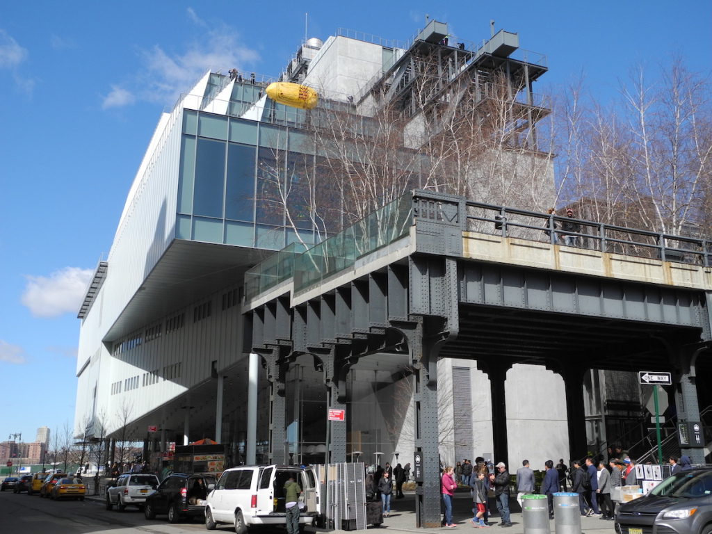 After Recent Layoffs, Nearly 200 Whitney Museum Workers Push to Unionize