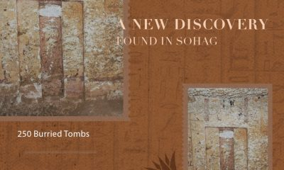 Ancient Egyptian Rock-Cut Tombs Discovered at Al-Hamidiyah Necropolis