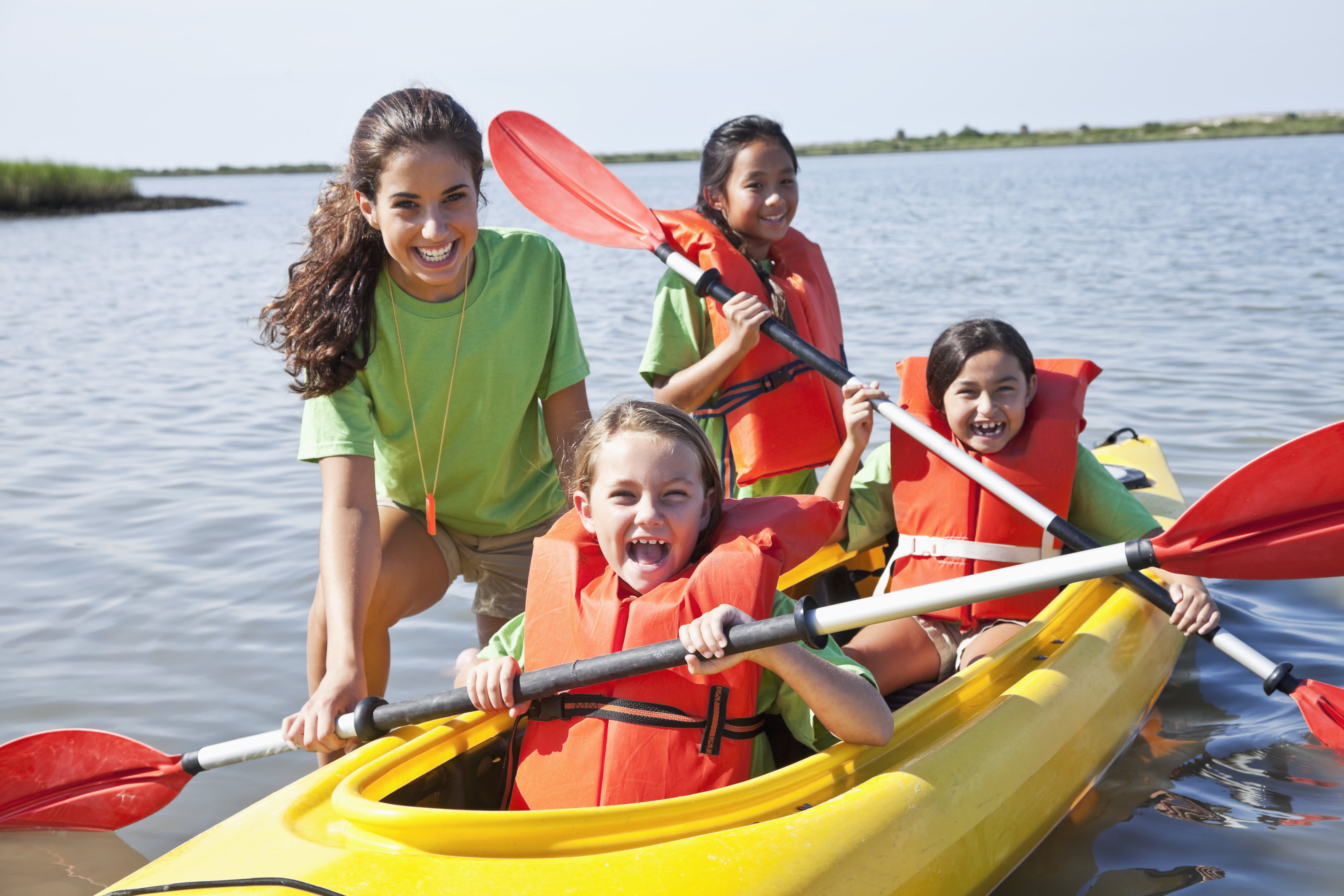 CDC eases summer camp Covid guidance, says fully vaccinated teens don't need masks