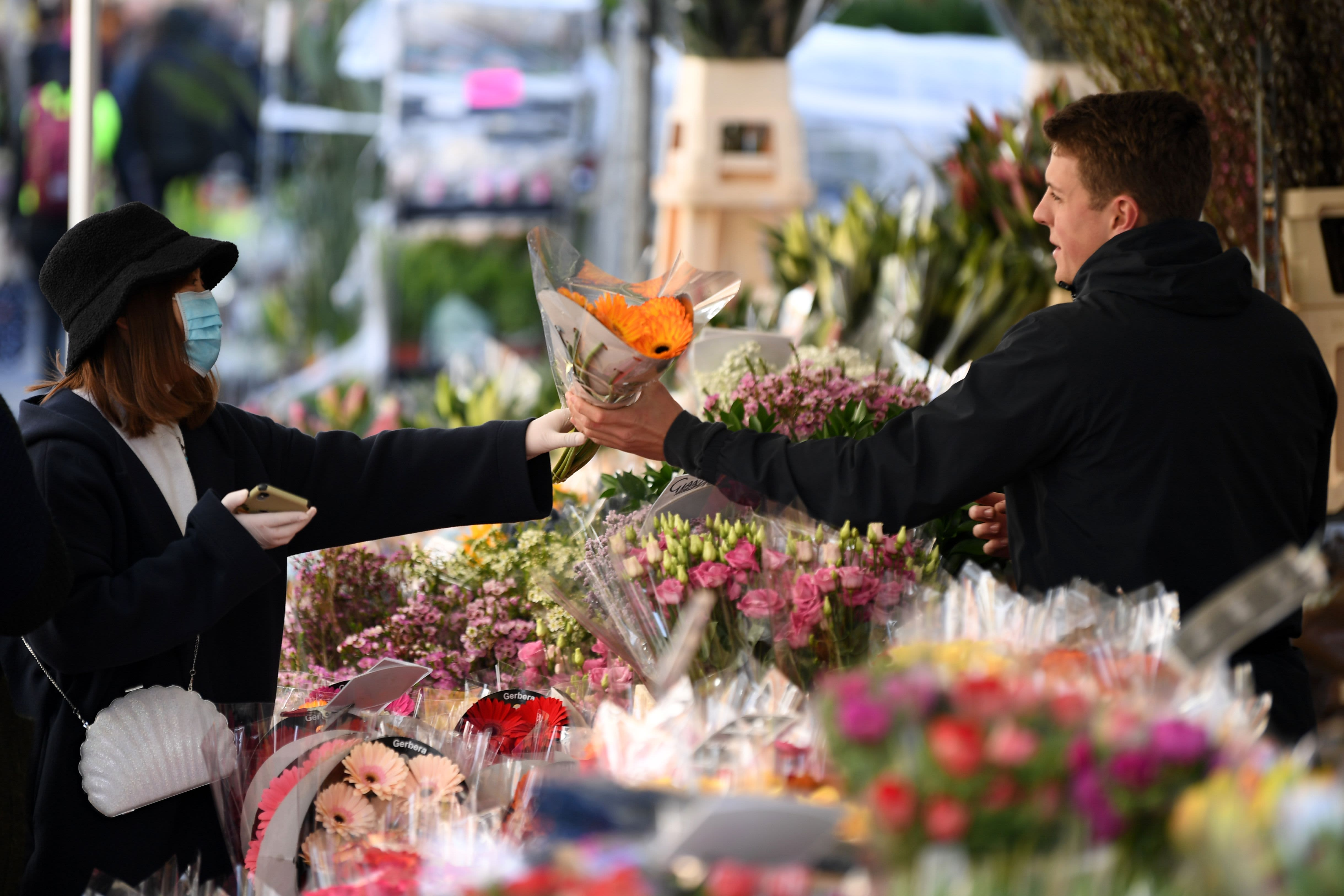 Consumers will be spending more on mom this year, but celebrations are still homebound