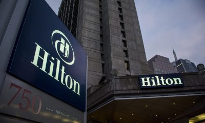 Hilton CEO: Business travel is back to about 50% of pre-Covid levels, but some markets are stronger