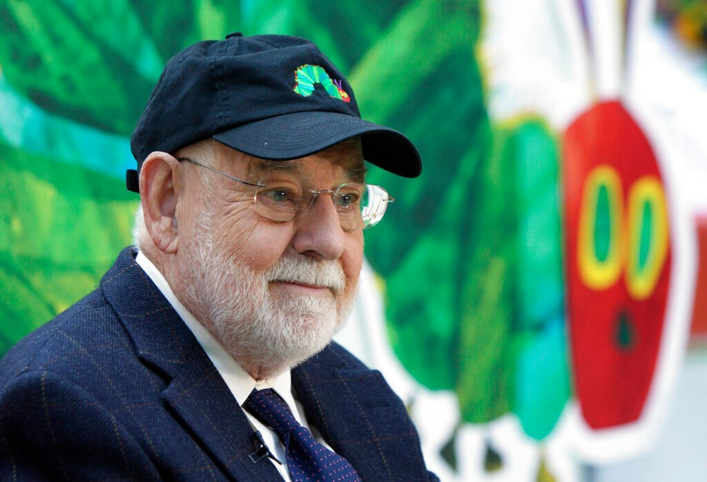 'Hungry Caterpillar' Artist Eric Carle Dies, 'Vessel' Returns, and More: Morning Links from May 27, 2021