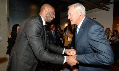 Jerry West reflects on the life and legacy of Kobe Bryant