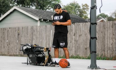 Mark Cuban, other investors, bet $250,000 on GRIND, a company that makes basketball shooting machines