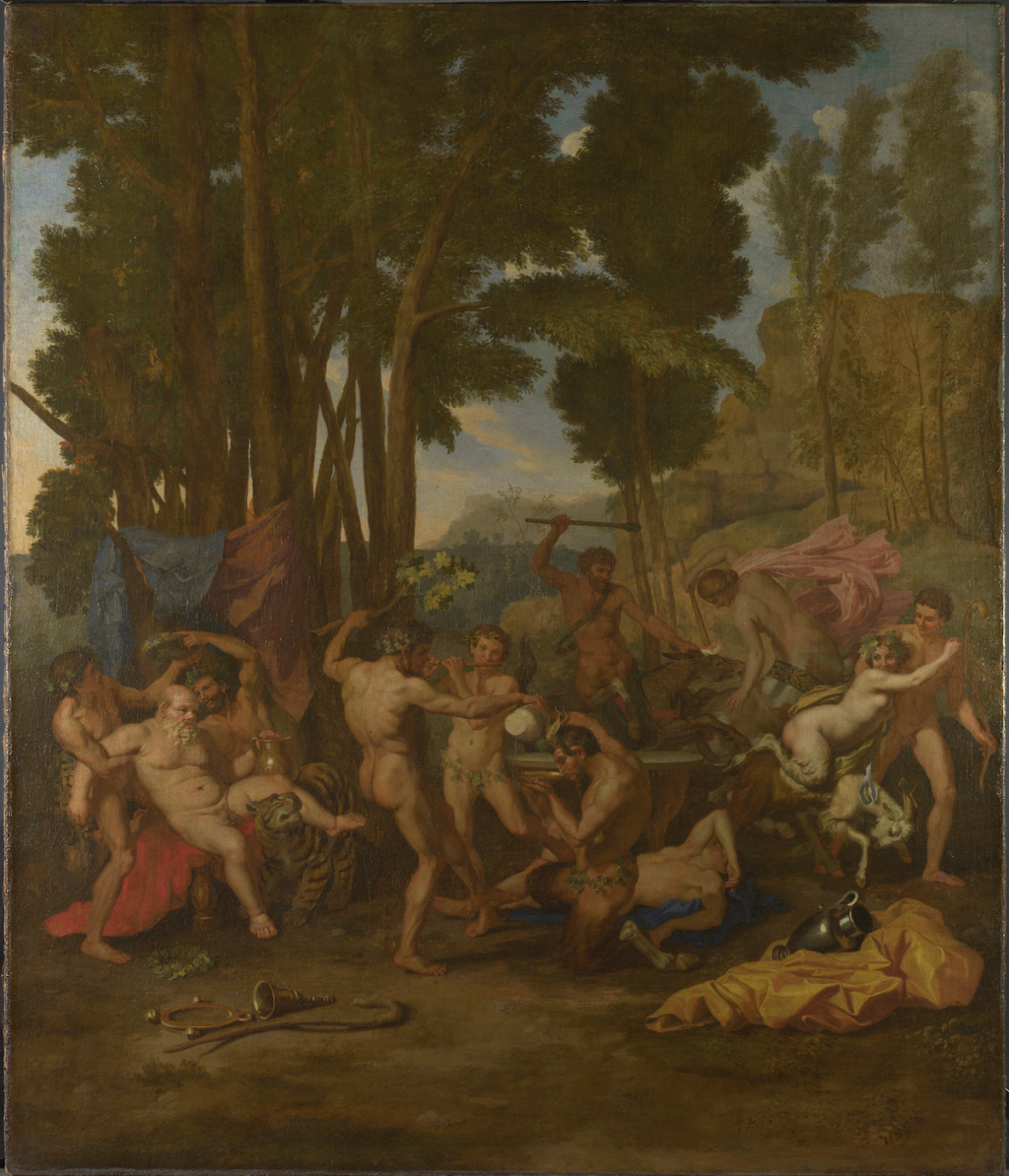 Nicolas Poussin Painting in London, Long Believed to Be a Copy, Gets Reattributed