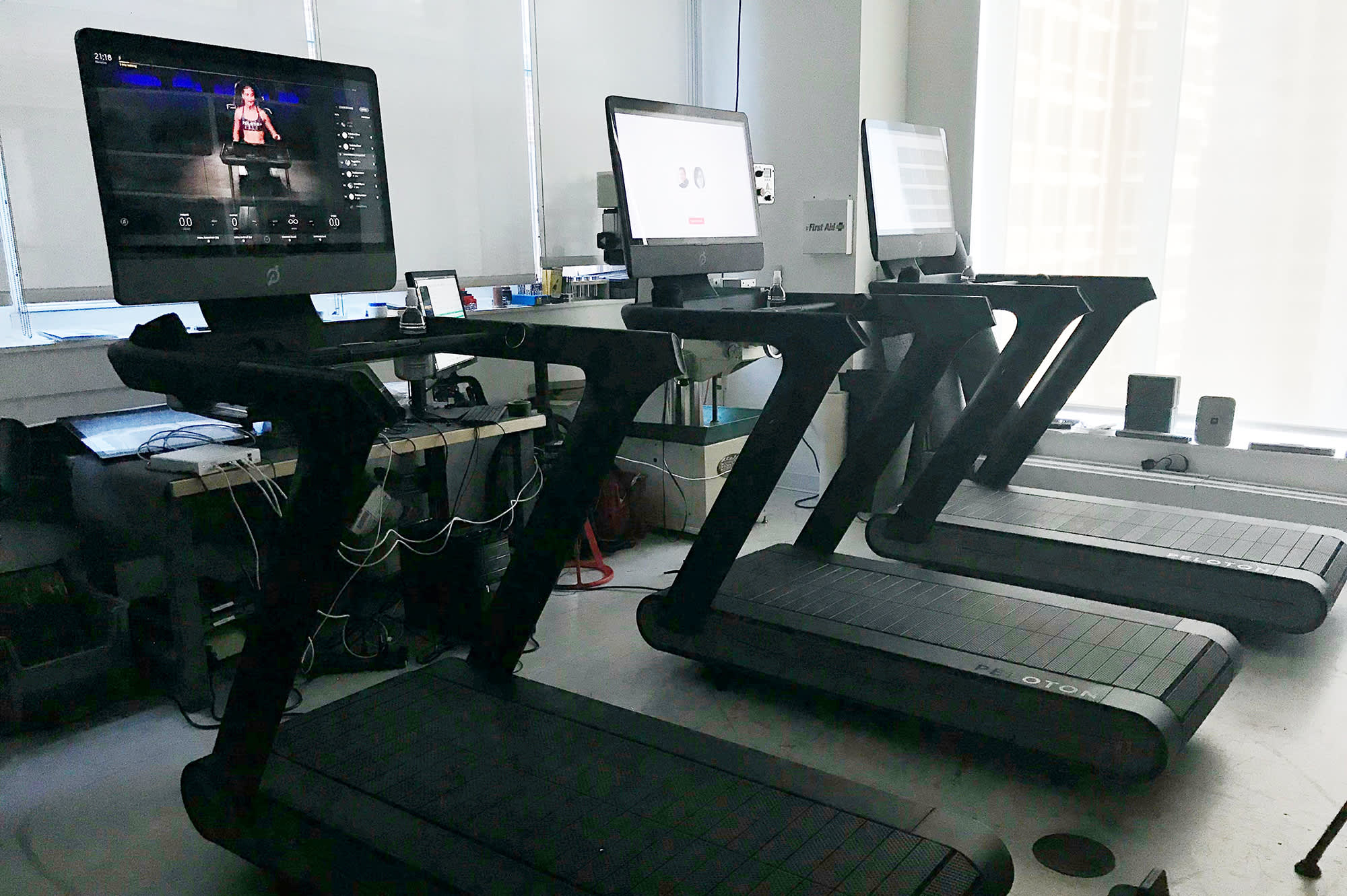 Peloton delays May launch of its less expensive treadmill in the U.S. to add safety features