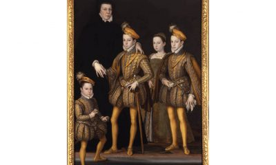 Rarely Seen Catherine de' Medici Portrait to Go On View in London