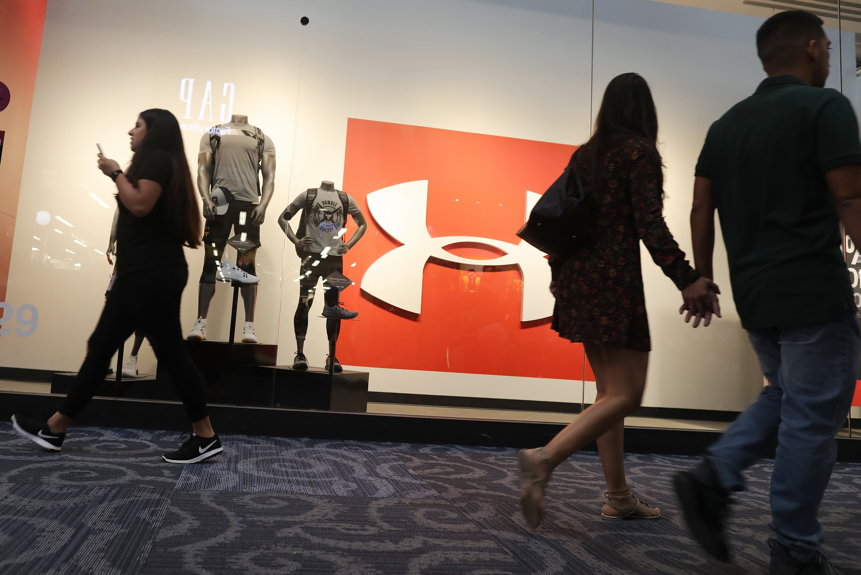 Stocks making the biggest moves after the bell: Under Armour, Mosaic, XPO Logistics & more
