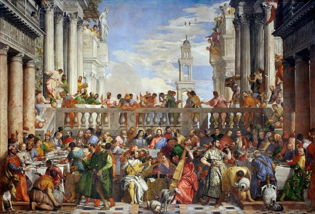 The Louvre's Looted Renaissance Masterpiece: New Book Explores the Plundering of a Veronese Painting