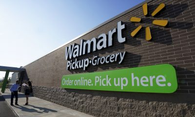 Walmart earnings beat as retailer sees robust growth in grocery and online sales