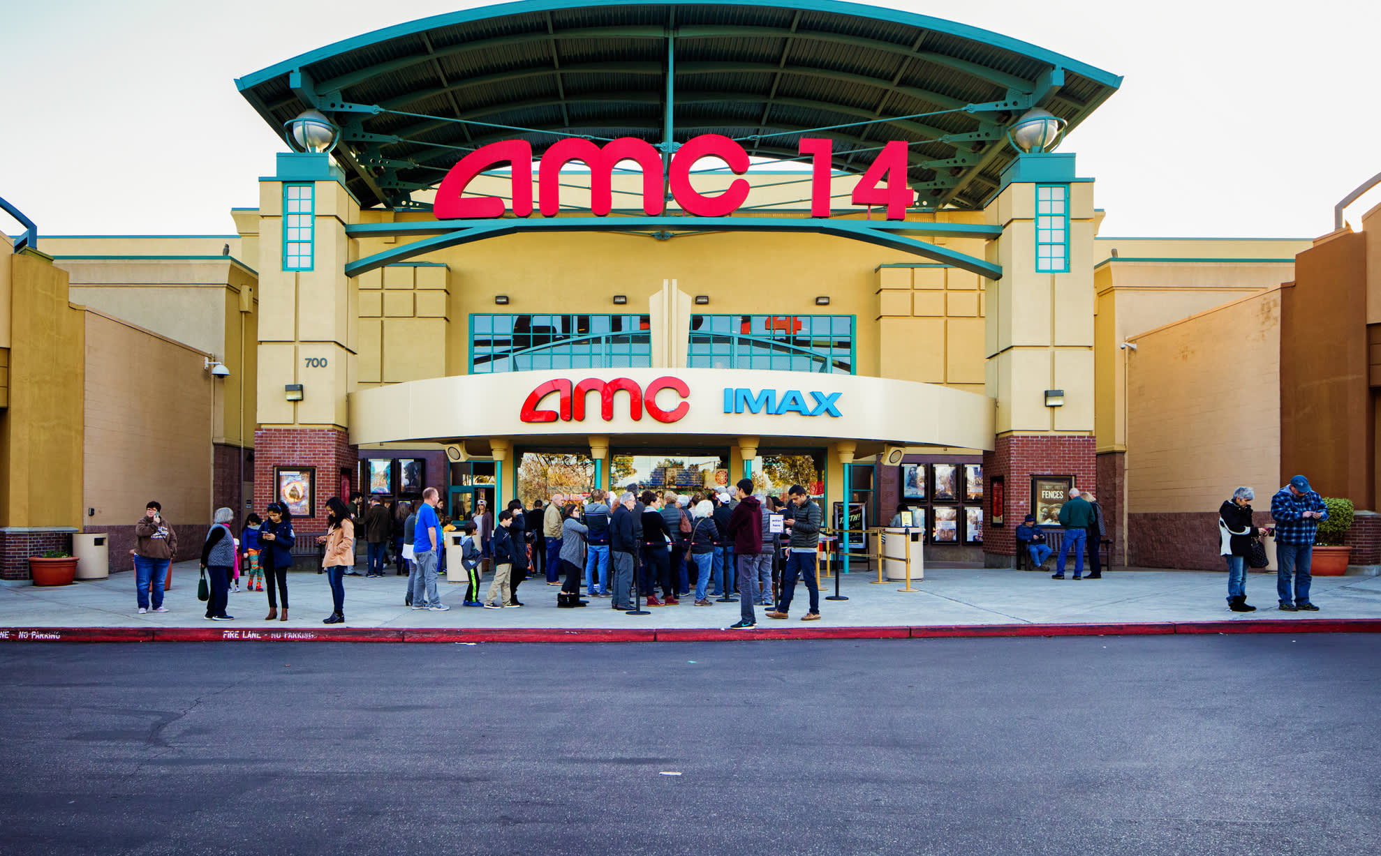 AMC opens at all-time high, as investors shrug off hedge fund's stock sale