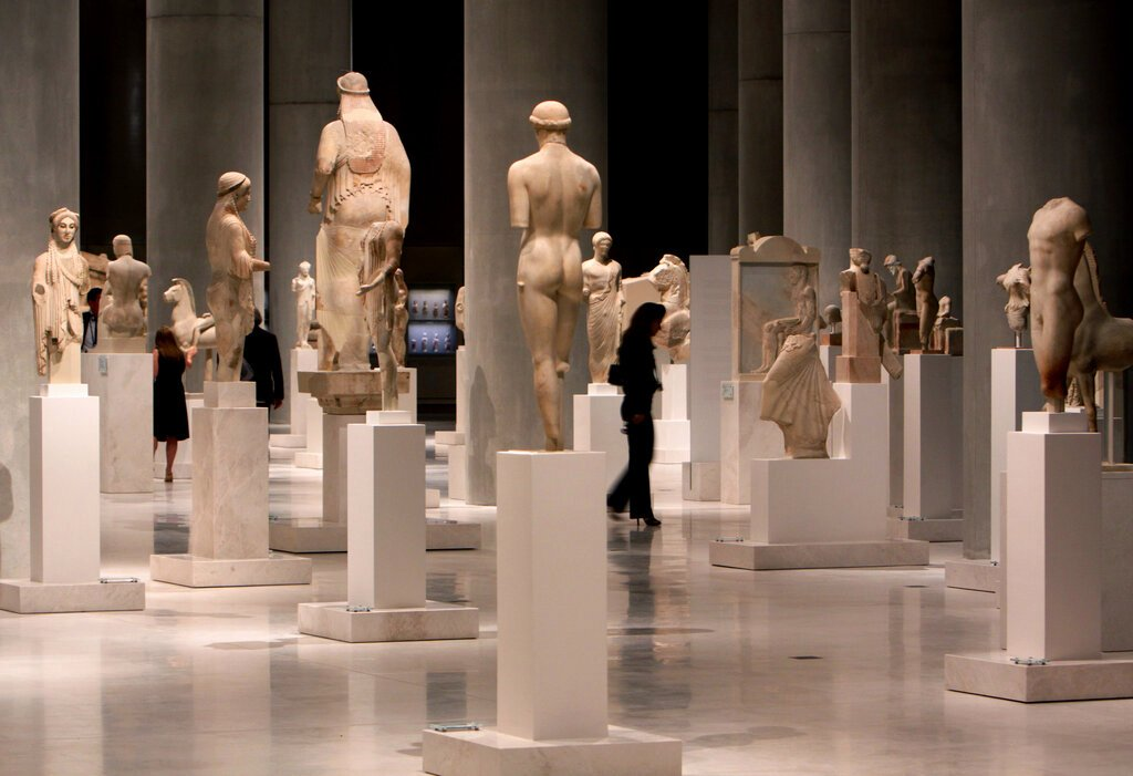Acropolis Museum Director Named, Dior Show to Brooklyn, and More: Morning Links from June 7, 2021