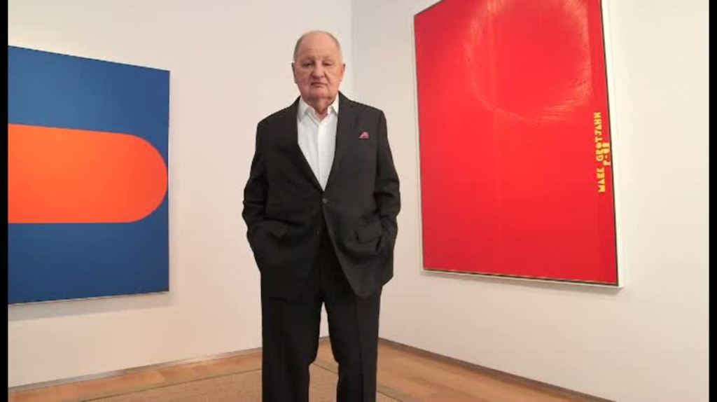 Douglas S. Cramer, TV Producer with Star-Studded Art Collection, Is Dead at 89